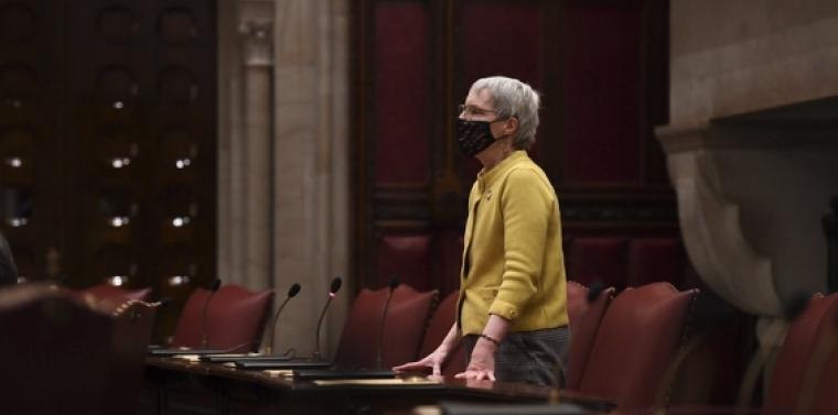 Senator May Speaking on the Senate Floor
