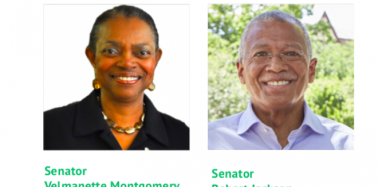 """Senator Montgomery and Senator Jackson sponsor Caucus Weekend Workshop """"Dismantling Systemic Racism In Education: Opportunities To Succeed From Pre-k To State University Of New York (SUNY)"""""""