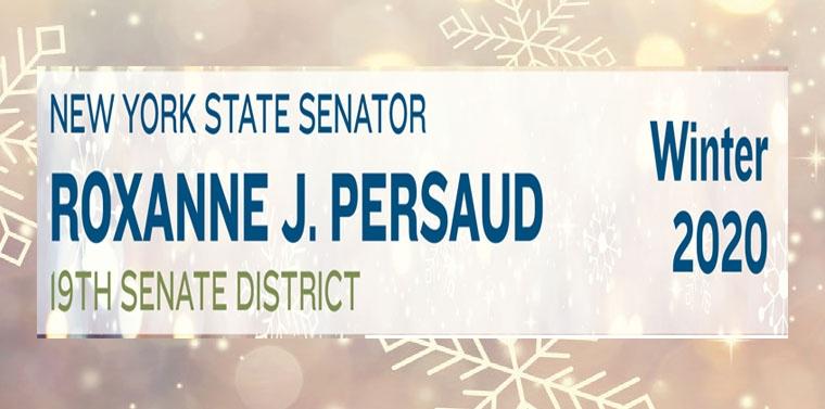 Senator Roxanne J. Persaud's 2020 Winter Newsletter