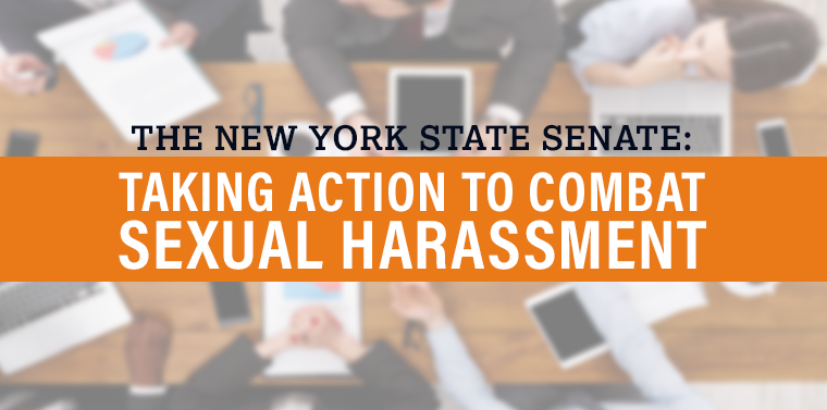 Legislation To Protect Against Harassment At Work