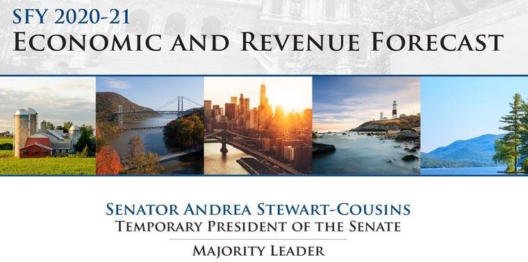 SFY 2020-21 Economic and Revenue Forecast