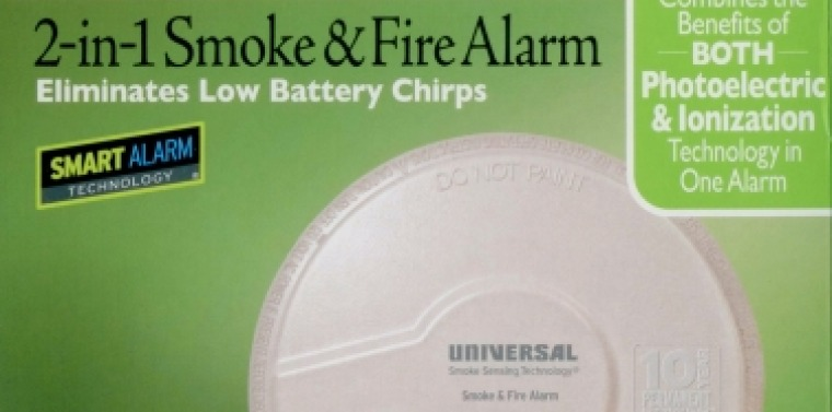 New Smoke Detectors
