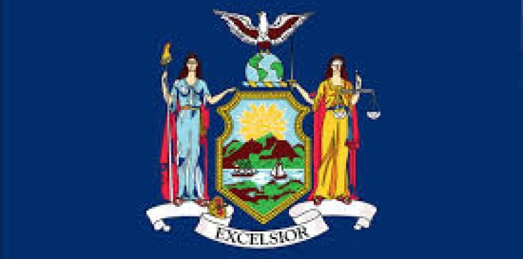 NYS flag