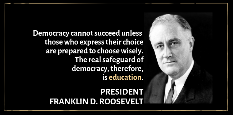 Presidents Day Quote