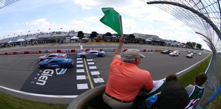 """Let's keep voting every day to help Watkins Glen International once again take the checkered flag as America's best NASCAR track,"" said Senator O'Mara."