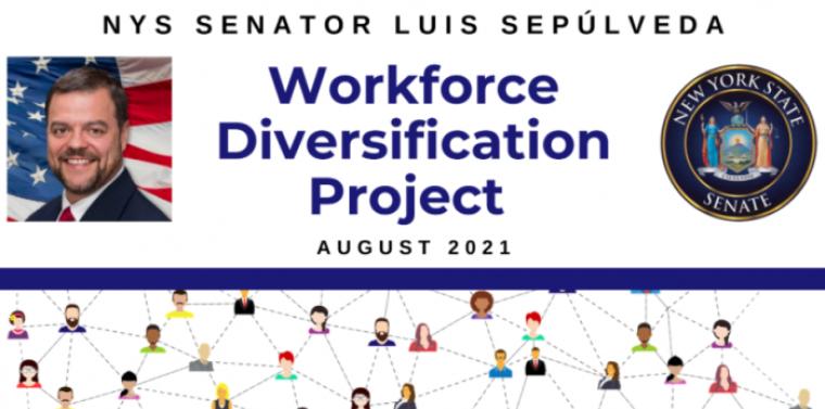August 2021: Workforce Diversification Project
