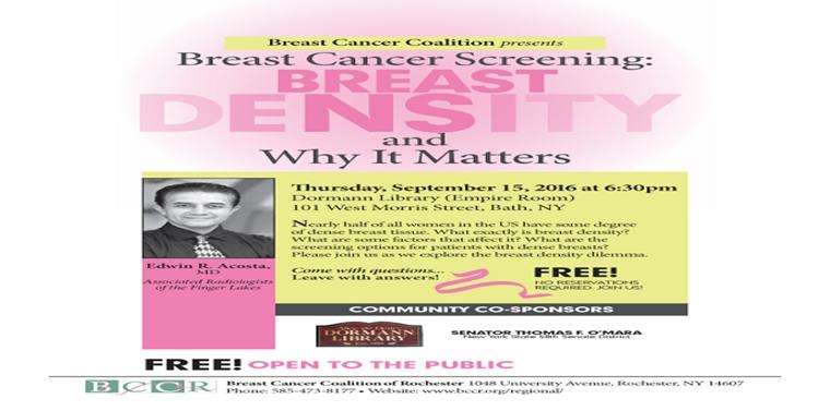 Breast cancer rochester ny