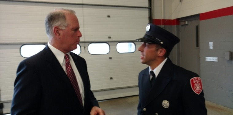 City of Batavia Fire Department Swearing-In Ceremony | NY