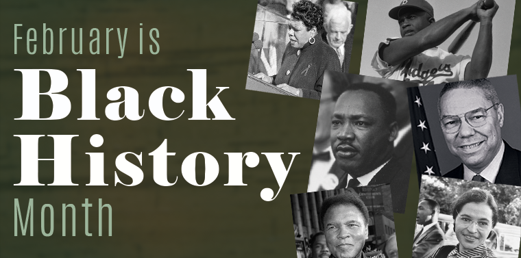 Image result for february is black history month