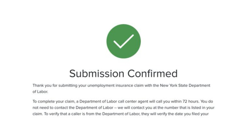 Submission Confirmed does NOT equal finished - READ ON!