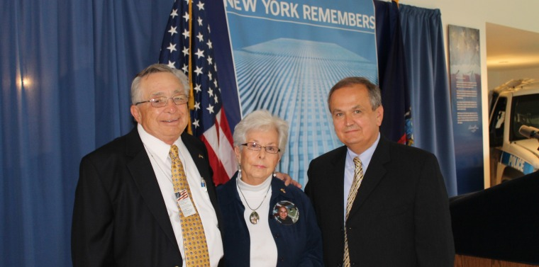 New York Remembers Exhibit Highlights 9 11 Anniversary Ny State