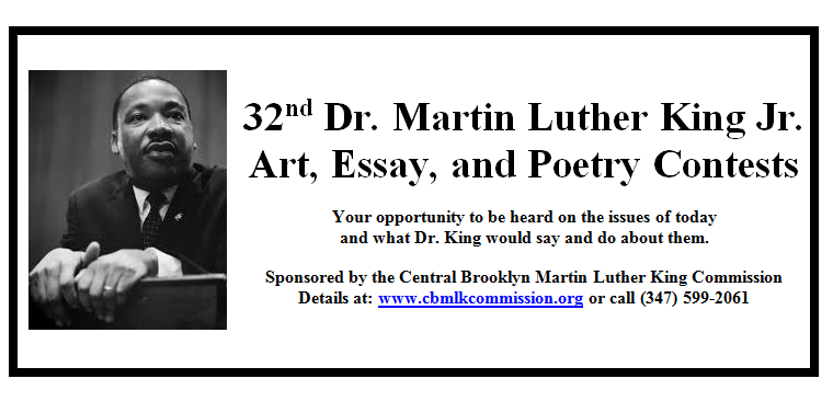 Students Grades   Martin Luther King Jr  Art Essay And  Students Grades   Martin Luther King Jr  Art Essay And Poetry  Contests
