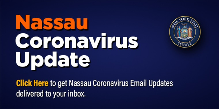 Click here to sign up for Nassau Coronavirus Update Emails