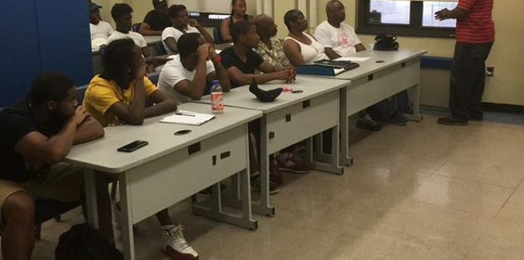 Dozens of Residents Attend Free OSHA Training Co-Hosted by Sanders
