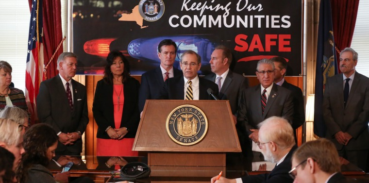 """Tedisco: NYS Senate Should Protect Victims, Not Issue """"Get"""