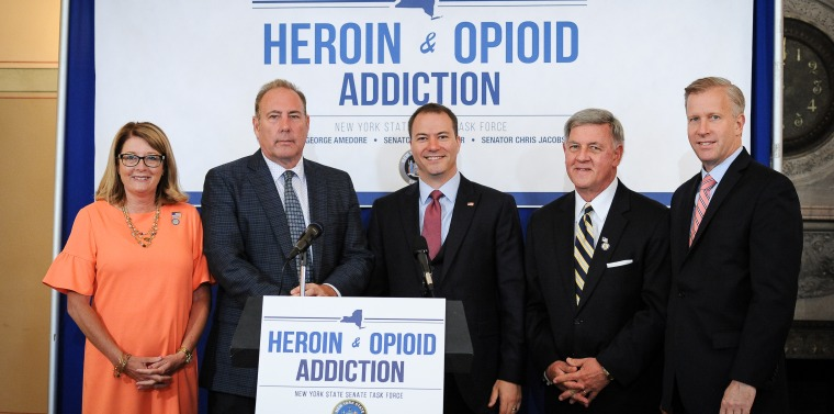 newest 7a493 0bc06 Rob Ortt joins Senate colleagues in announcing statewide funding for county  jail-based substance use disorder treatment. (L-R  Sen. Pat Helming, Sen.