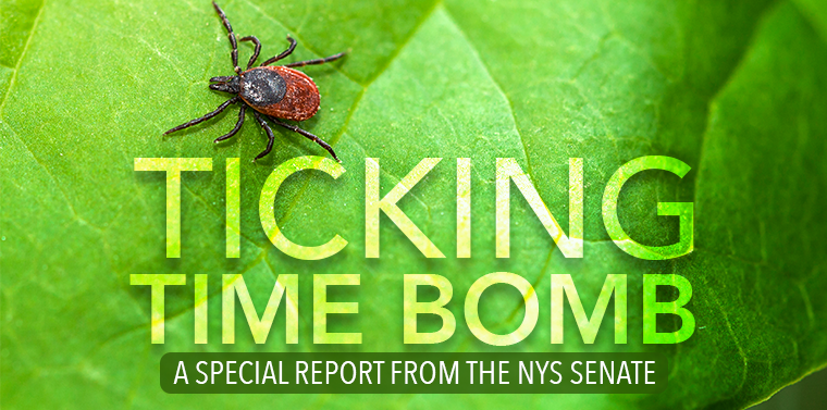 Seward joins senate task force on lyme and tick borne diseases oneonta 102617 state senator james l seward rciref oneonta today announced that he has been appointed by new york state senate majority leader sciox Images