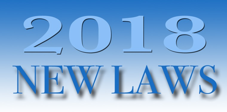 New Laws Taking Effect in 2018 | NY State Senate