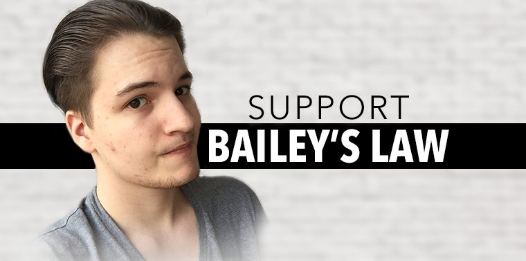 BAILEY'S LAW' PASSES SENATE, DELIVERED TO ASSEMBLY | NY