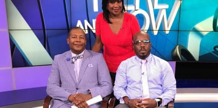 Senator James Sanders Jr To Appear On Abc 7 Here And Now