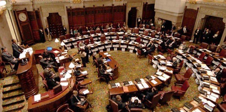 New York Senators 2019 Votes in the NYS Senate for the Week of May 20, 2019 | NY State Senate