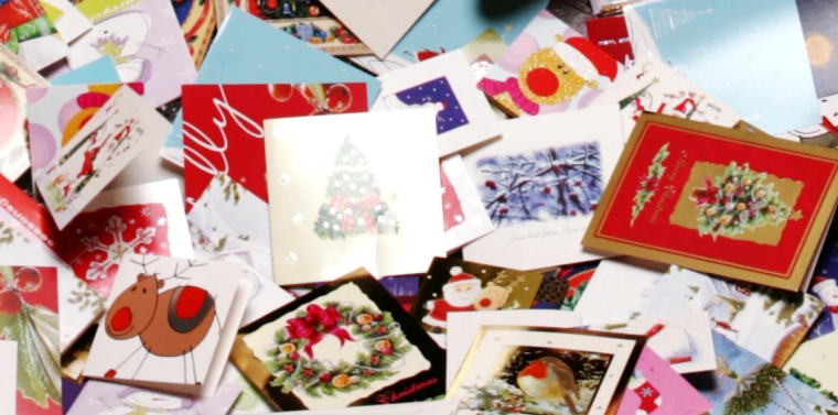 Holiday greetings: a selection of sites