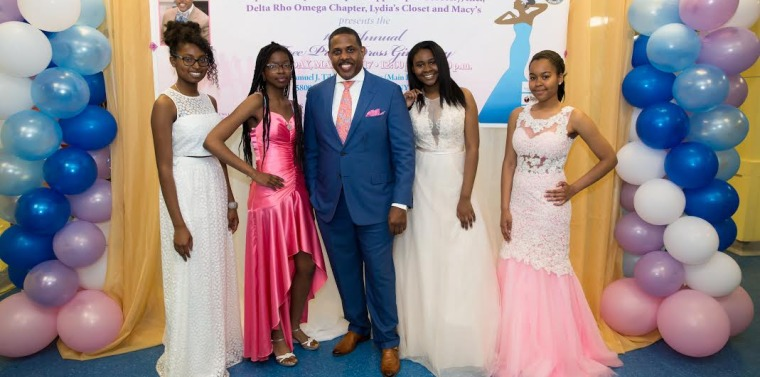 Senator Kevin Parker Hosts 10th Annual Prom Dress Giveaway   NY ...