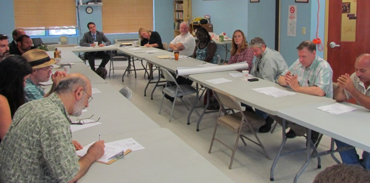 Round Table Jobs.Senator Carlucci Hosts Small Business Roundtable On Jobs Ny State