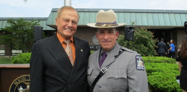 Senator Bonacic Attends NY State Police Troop F Memorial