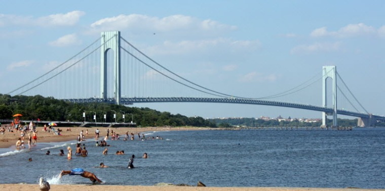 Department Of Health Closes 3 Staten Island Beaches South Midland And Cedar Grove Closed Tuesday July 26 2017