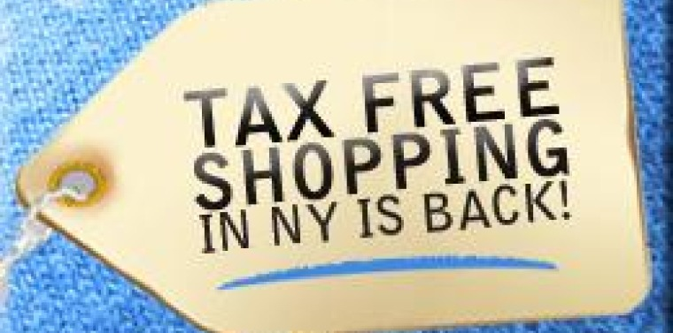 Clothing Sales Tax Exemption Saving Families Money Ny State Senate
