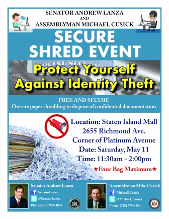 Secure Shred Event